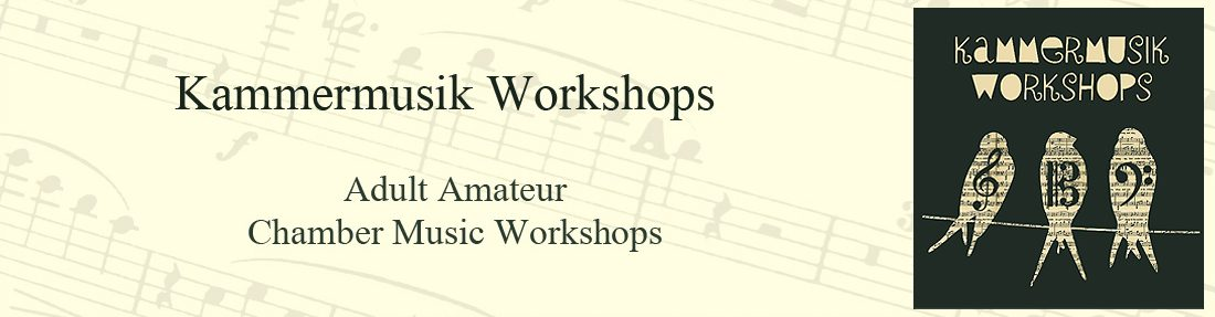 Kammermusik Workshops